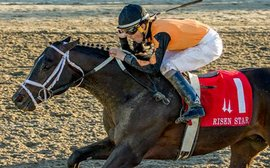 Girvin is improving, but it's a big step up to contend at Churchill Downs
