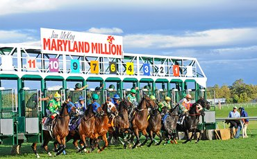 How Maryland Million Day owes it all to the Breeders' Cup - and one beloved sportscaster