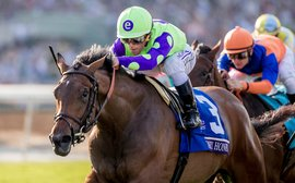 Watch out for Bob Edwards: he's won a Breeders' Cup already, but he's only just getting going