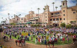 Breakfast at the Breeders' Cup: where to watch it live from today