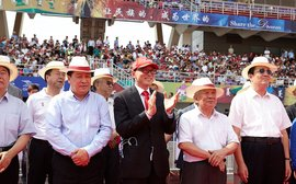 The ongoing rise of China Horse Club, new part-owners of California Chrome