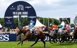 Elegance: Why racing is the right fit for sponsorship giant Longines
