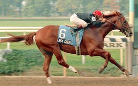 Was there ever a horse who could have beaten Easy Goer on Gotham day?