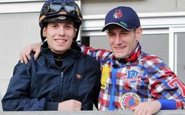 Who are the most successful siblings in the world jockeys' rankings?