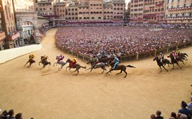 Are these the world's ten strangest horse races?