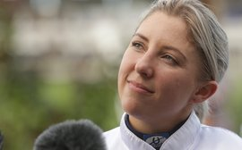 Top rider Collett has designs on a career away from racing