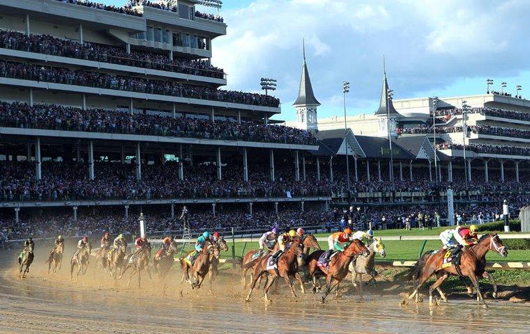 Racing Industry Poll Who Are America S Top Ten Jockeys