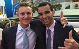 Joao Moreira on Zac Purton, a nailbiter title race - and the impossible side of being champ