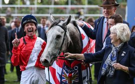 Champions Day shows the formidable influence of the rankings leaders on the big stage