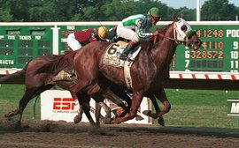 A Saudi prince, a tendon injury and a Big Red Train: the story of the 2001 Travers