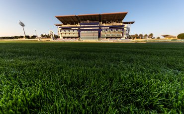 The new Riyadh turf track: flourishing and well ahead of schedule