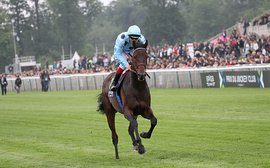 Almanzor all set for Ascot after impressive Leopardstown victory
