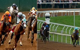 Has California Chrome now eclipsed American Pharaoh?