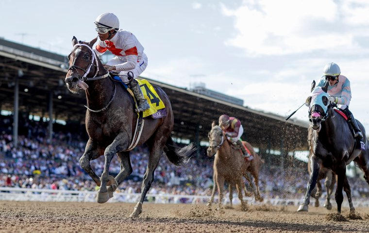 The best races on turf and dirt in 2019 | Topics: Enable, Crystal Ocean, Vino Rosso, Omaha Beach, Magical | Thoroughbred Racing Commentary