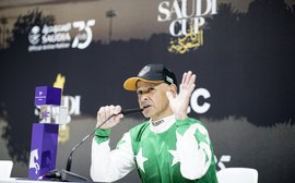 Mike Smith loses his appeal against whip ban at Saudi Cup