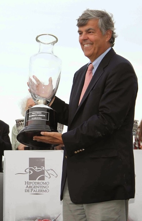"Fernando Fantini: ""Furia Cruzada is better on a flat track ... so York should suit."" Photo: Juan Ignacio Bossello"