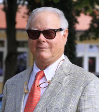 "Barry Irwin: ""I should have listened to John [Hammond] about the Prix Vermeille ..."" Photo: Team Valor"