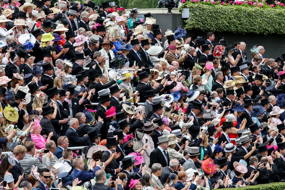 While the atmosphere is electric and the racing is virtually unparalleled, Royal Ascot is about so much more than just the action on the track. Photo: Stephie Prince