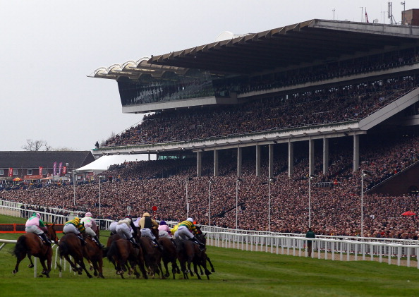 "The Cheltenham Festival: ""I've been going there for over 20 years and it still makes the hairs on the back of my neck stand up,"" O'Brien says. Photo: cheltenhamfestival.net"