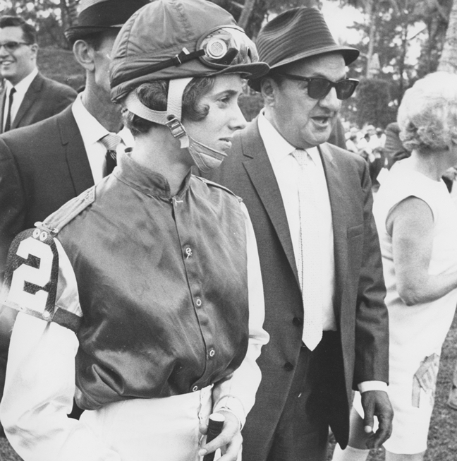 "Diane Crump: ""I don't think anyone said after any race I rode that 'I don't know how no one got killed because of her'."" Photo: Jim Raftery"