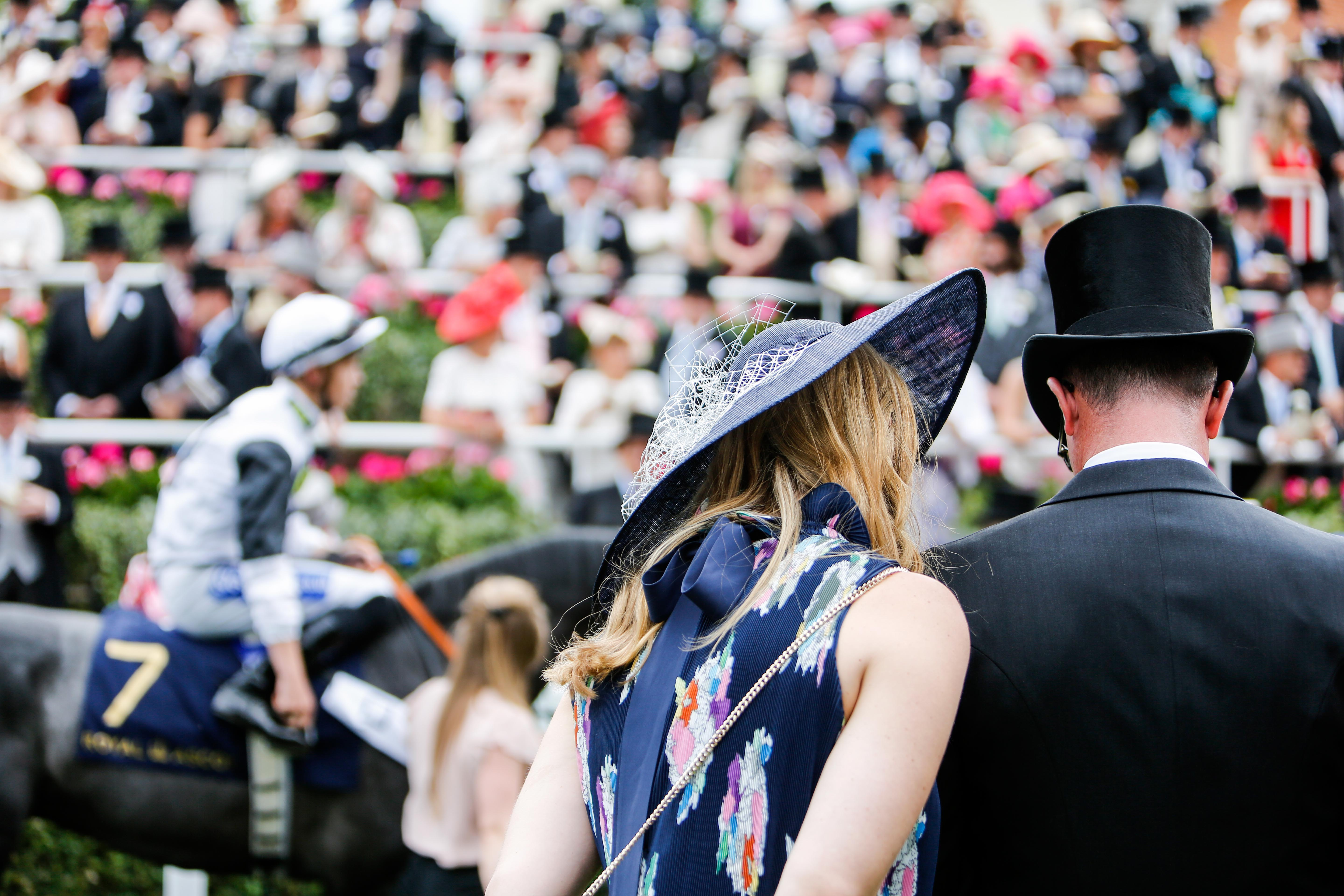 The introduction of bespoke conditions of sale will be a welcome change for owners for whom you simply cannot put a price on the Royal Ascot ownership experience. (credit: GBRI