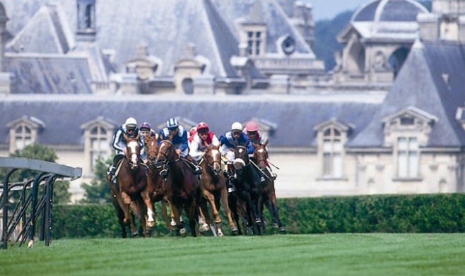 "Favorite racing venue: ""If you were a racehorse person and you could live in one place, Chantilly in France is where you'd land,"" says Jim Lawson. ""I'll never forget the beauty of that town."""